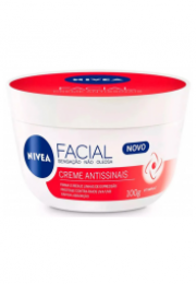 CR FACIAL NIVEA ANTISSINAIS 100G