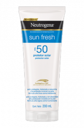 NEUTROGENA SUN FRESH FPS50 200ML