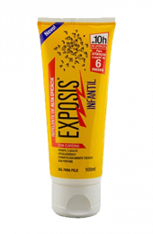 REPELENTE EXPOSIS GEL INF 100ML